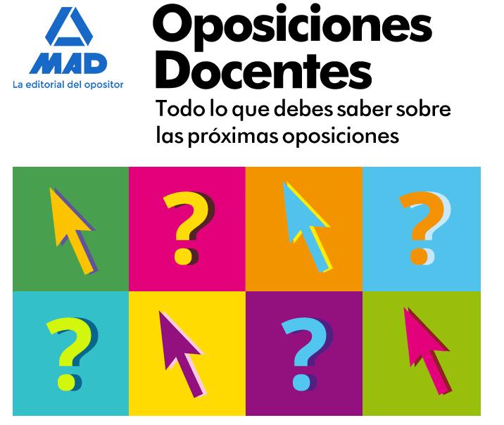 Oposiciones Docentes - Preguntas y respuestas